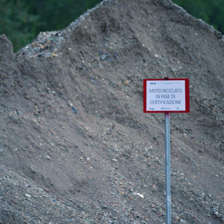 Fig.9 - IMPIANTO - 7 - Prodotto riciclato
